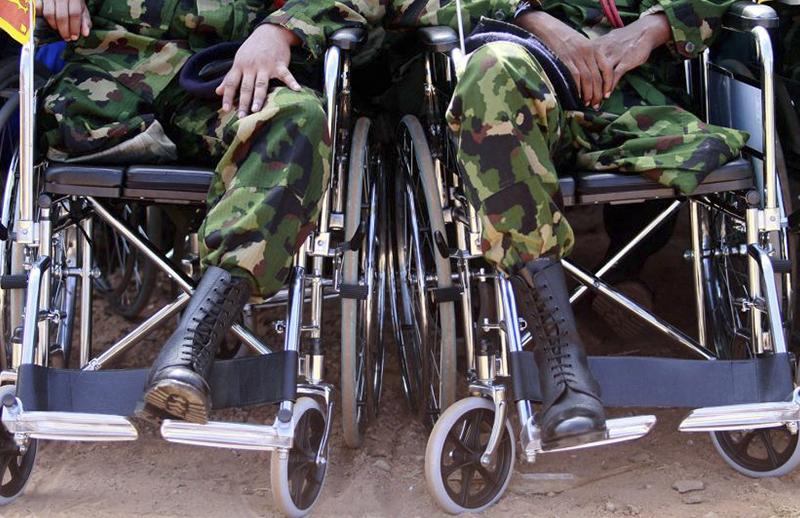 Пенсия по инвалидности военнослужащим в 2019 году