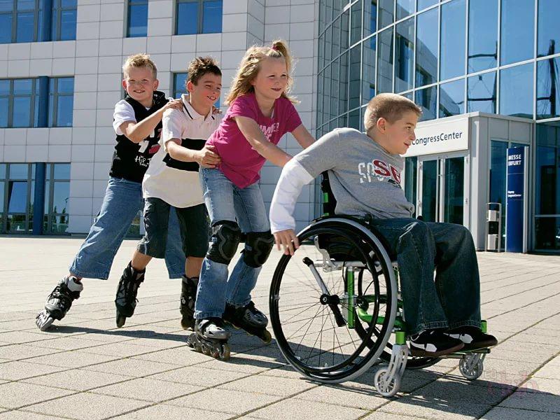Кто считается ребенком инвалидом