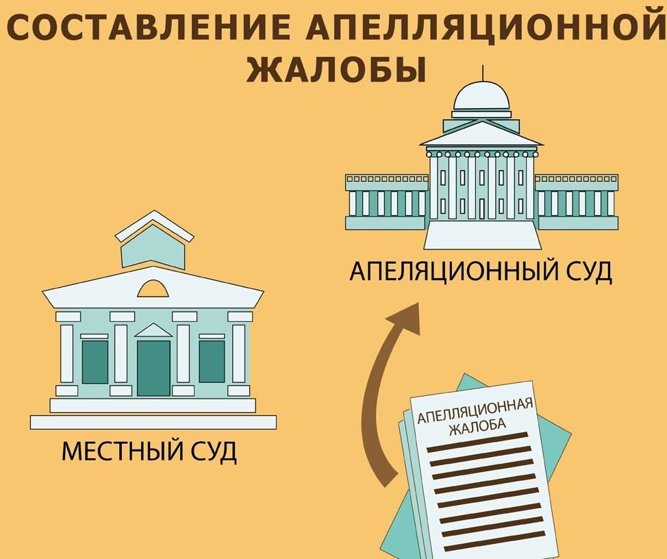 Об утверждении формы апелляционной жалобы и порядка ее заполнения в электронной форме»