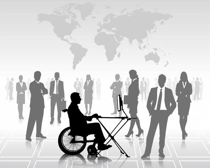 Третья нерабочая группа инвалидности