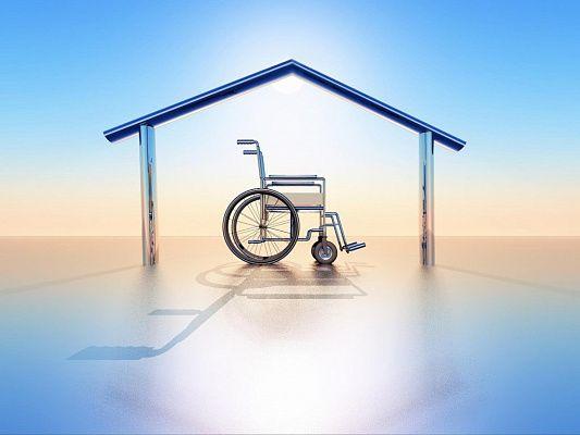 Обеспечение инвалидов жильём, льготы инвалидам при оплате жилья и услуг ЖКХ