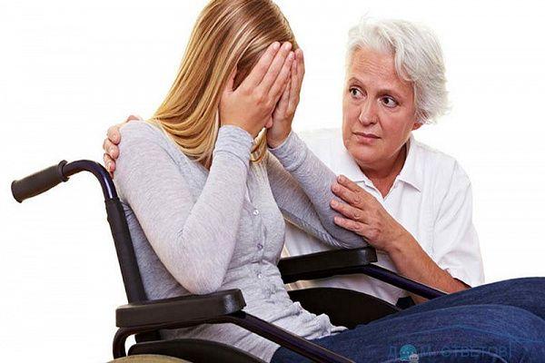 Заболевания, при которых дают инвалидность