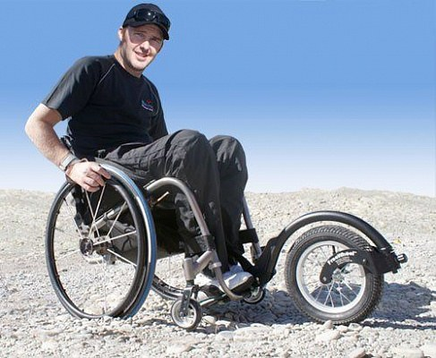 FreeWheel Wheelchair